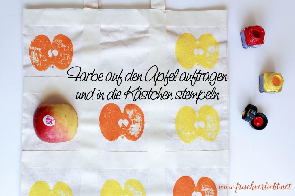 DIY_Jutebeutel_verschönern_Apfel_Frisch_Verliebt_4