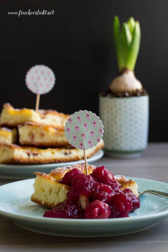 Minigugl_und_Kirsch_Pudding_Kuchen_Frisch_Verliebt_1