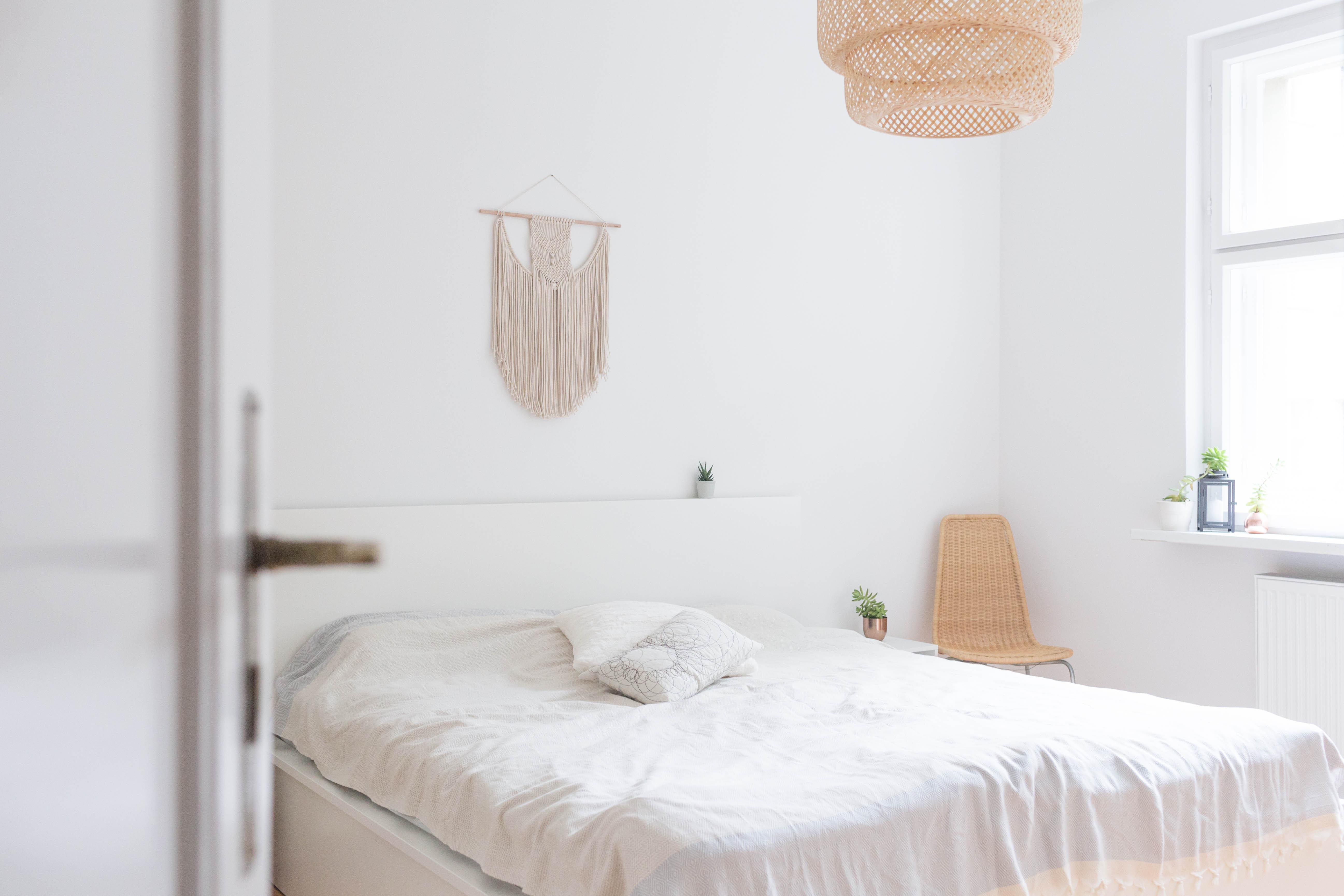 Schlafzimmer einrichten im Boho Stil - Frisch Verliebt Blog aus Berlin